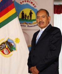 Ing. Juan Francisco Cisneros Sullcahuamán
