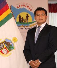 M.C. Julio Cesar Rosario Gonzales
