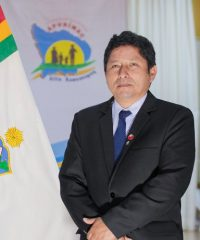 Ing. John Váscones Soria