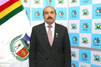 Mag. Raúl Ángel Gutierrez Rodas