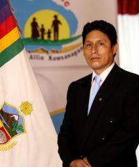 C.P.C. Wilfredo Caballero Taype