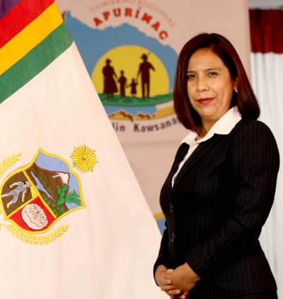 CPC. Yeni Perez Ccasa