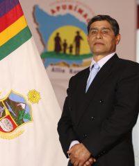 Mag. Wilber Arias Abuhadba