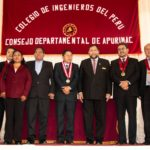 GOBERNADOR REGIONAL PARTICIPÓ EN JURAMENTACIÓN DEL CONSEJO DIRECTIVO DEL COLEGIO DE INGENIEROS DEL PERÚ - CONSEJO REGIONAL DE APURÍMAC