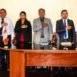 Tito Medina Warthon asume cargo de Director Regional de Educación de Apurímac