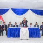 Directores de las instituciones descentralizadas del gobierno regional de Apurímac juramentaron al cargo