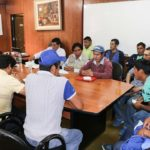 Gobernador Regional de Apurímac se reúne con gremios sindicales