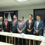 Gobernador Lantarón Núñez participó en reunión de Mancomunidad de los Andes