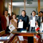 SECTOR SALUD DE APURÍMAC SUSCRIBE PACTO POR LA INTEGRIDAD Y LUCHA CONTRA LA CORRUPCIÓN