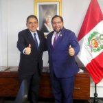 Gobernador Regional de Apurímac se reunió con Viceministro de Políticas Agrarias
