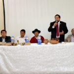 """La Cooperativa """"Los Andes"""" invita a gobernador regional a celebración de aniversario"""