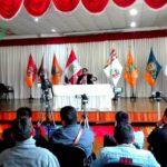 GOBERNADOR REGIONAL DE APURÍMAC INFORMA AVANCES DE GESTIÓN