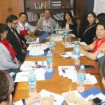 Consejo Regional de la Mujer realiza primera sesión ordinaria