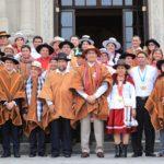 Lanzamiento de los Carnavales de Apurímac en palacio de gobierno