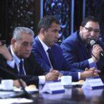 GOBERNADOR REGIONAL DE APURÍMAC TOMA ACUERDOS CON MINISTROS EN 10MO GORE EJECUTIVO