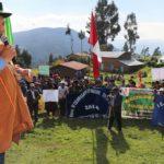 Gobernador regional inicia Obra de Riego en Huancaray - Andahuaylas