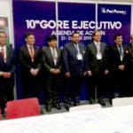 GOBIERNO REGIONAL Y MINISTERIO DE ENERGÍA Y MINAS COORDINAN FORMALIZACIÓN MINERA EN APURÍMAC