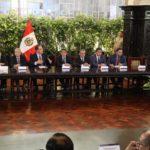 GOBERNADOR REGIONAL PIDE AL GOBIERNO DECLARAR EN EMERGENCIA AGRÍCOLA A LA REGIÓN APURÍMAC
