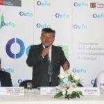 OEFA CAPACITA A FUNCIONARIOS DE LA REGIÓN EN TEMAS DE FISCALIZACIÓN AMBIENTAL