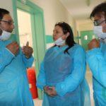 MINISTRA DE LA MUJER Y GOBERNADOR REGIONAL CONSTATAN ESTADO SITUACIONAL DEL HOSPITAL GUILLERMO DÍAZ DE LA VEGA DE ABANCAY