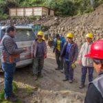 El Gobierno Regional de Apurímac realiza visitas inopinadas a obras en Andahuaylas