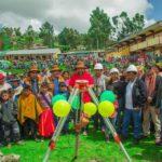 LLIUPAPUQUIO CONTARÁ CON NUEVA INFRAESTRUCTURA EDUCATIVA DE NIVEL PRIMARIA EN SAN JERÓNIMO