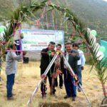 Gobierno Regional inicia proyectos de riego tecnificado y mejoramiento de canales en Apurímac