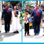 Gobernador regional otorgó reconocimiento a personalidades de Apurímac