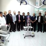 Gobierno Regional de Apurímac y DIRESA gestionaron donación para el sector Salud y Educación