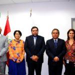 Baltazar Lantarón solicitó al MINEDU priorizar y acelerar inversiones para infraestructura educativa de Apurímac