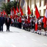 Gobernador Regional participa del Desfile Cívico Escolar 2019