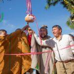 Gobernador de Apurímac inicia construcción de puestos de salud en comunidades de Pampachiri en Andahuaylas