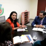 """Gobierno Regional y Ministerio de La Mujer elaborarán agenda de trabajo """"VIABLE"""" para el desarrollo de Apurímac"""