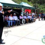 Gobierno regional inicia proyecto contra inundaciones en centro poblado las Américas