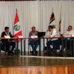 Consejo Regional de Apurímac aprueba comisiones de trabajo para el periodo legislativo 2019