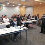 Lantarón Núñez participa de capacitación técnica para gobiernos regionales sobre marco legal en minería