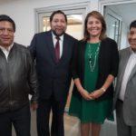 """Gobernadores regionales unidos para impulsar el programa """"Siembra y cosecha de agua"""""""