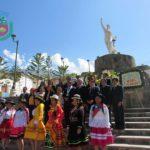 Conmemoran heroísmo de Micaela Bastidas a 238 años de su inmolación