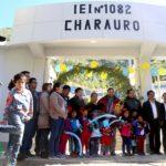 Gobernador de Apurímac inaugura institución educativa inicial de Charauro en Pichirhua