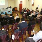 Gobierno Regional realiza taller en las siete provincias para el desarrollo humano a través de la educación