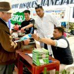 Gobierno Regional de Apurímac difunde actividades del programa bosques manejados en Huancaray