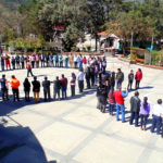 Población de Apurímac, respondió positivamente al simulacro de sismo a nivel regional