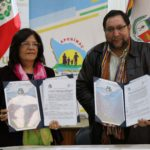 Gobierno regional y UNESCO firman convenio para mejorar la educación y preservar la cultura en Apurímac