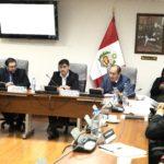 Gobernador expuso en Congreso de la República situación de Hospital Andahuaylas