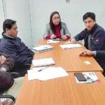 Gobernador Lantarón solicitó elaborar plan maestro de drenaje pluvial urbano al Ministerio de Vivienda