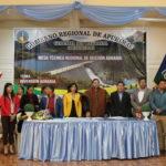 Chincheros fue sede de la primera mesa técnica regional agraria presidida por el gobernador Baltazar Lantarón