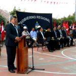 Gobierno Regional de Apurímac inicia construcción del nuevo local para la I.E. Santa Rosa de Abancay