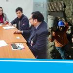 Técnicos del Ministerio de Vivienda inspeccionarán obras de saneamiento básico inconclusas en Apurímac