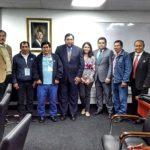 Gobernador Lantarón: Proyecto hídrico Parcco Chinquillay entra a la fase de financiamiento