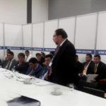 Gobernador gestiona ante viceministro de Transportes para que instalen puentes en provincias de Apurímac